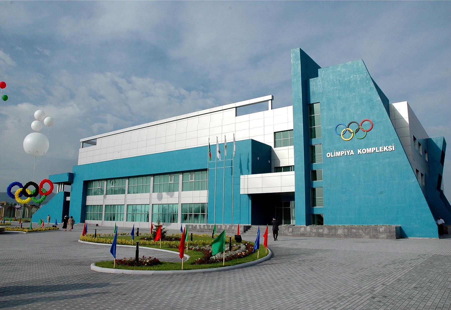 Olimpiya komplekslərində məşqlərə icazə verildi